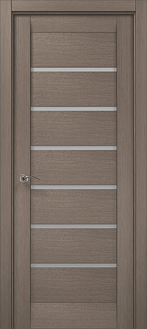 Двери Папа Карло, Полотно+коробка+1 к-кт наличника, Millenium, модель ML-14, фото 2
