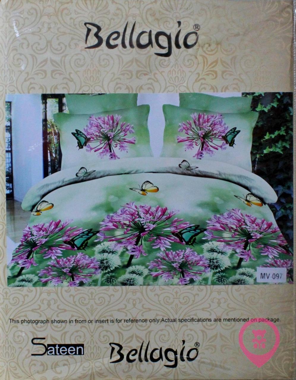 0ffd12624021 Комплект постельного белья Bellagio Sateen MV-097 полуторный размер 160*220,  ...