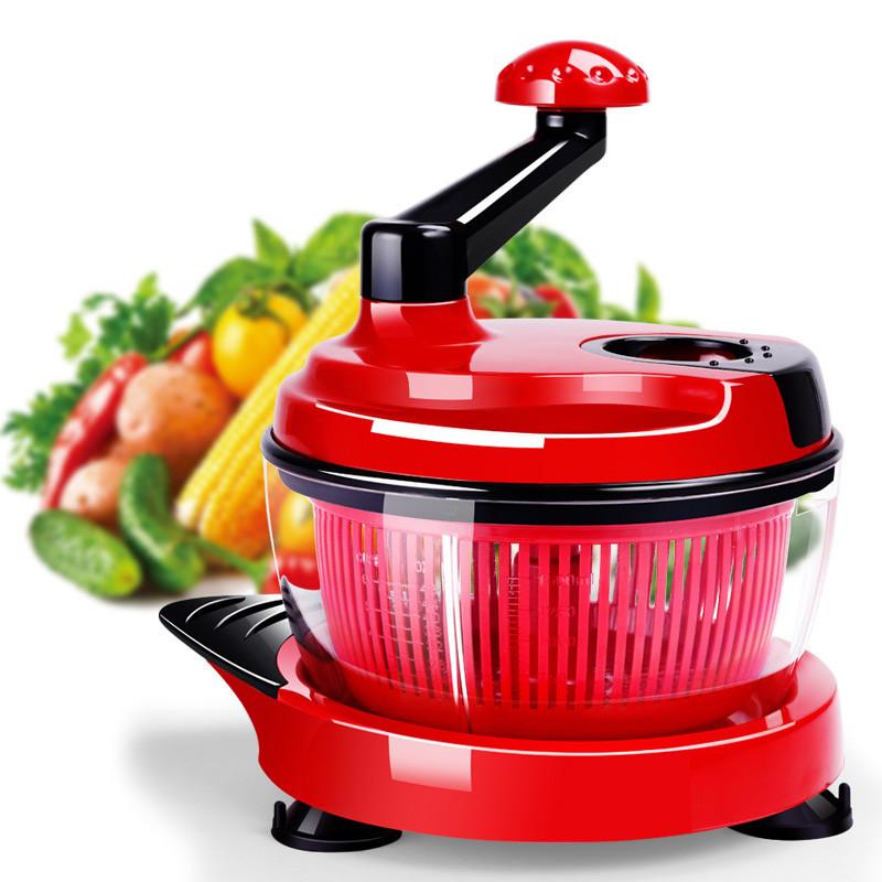 KCASA KC-mfp1 Многофункциональный Food Руководство Процессор Кухня тяпки еды Смеситель Salad Maker - 1TopShop