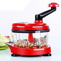 KCASA KC-mfp1 Многофункциональный Food Руководство Процессор Кухня тяпки еды Смеситель Salad Maker - 1TopShop, фото 3