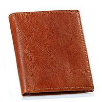 МужчиныНатуральнаяКожаМинималистскийретрокороткий кошелек Бизнес Повседневный Вертикальный держатель карты кошелька - 1TopShop, фото 2