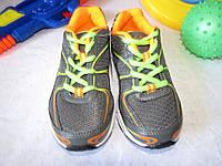 Кроссовки подростковые летние LAGear оригинал размер 34 серые 08028/03, фото 1