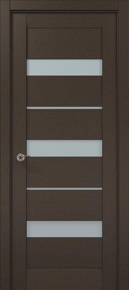 Двери Папа Карло, Полотно+коробка+2 к-кта наличника+добор 100 мм, Millenium, модель ML-22