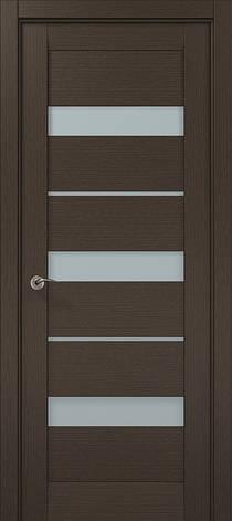 Двери Папа Карло, Полотно+коробка+2 к-кта наличника+добор 100 мм, Millenium, модель ML-22, фото 2