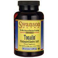 Swanson Ultra Tonalin CLA  - 1000 мг - сжигатель жира 100 ЖК
