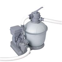 Фильтрационная  установка Bestway, с встроенным озонатором