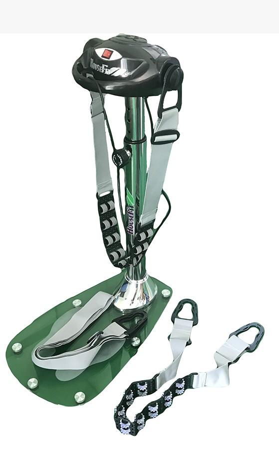 Вибромассажер HouseFit со стекл.опорой HM 3030