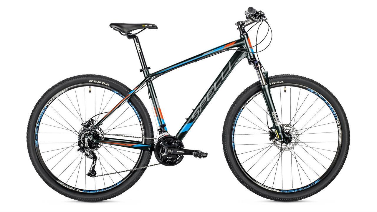 """Велосипед 27,5 Spelli SX-5900 disk 21"""""""