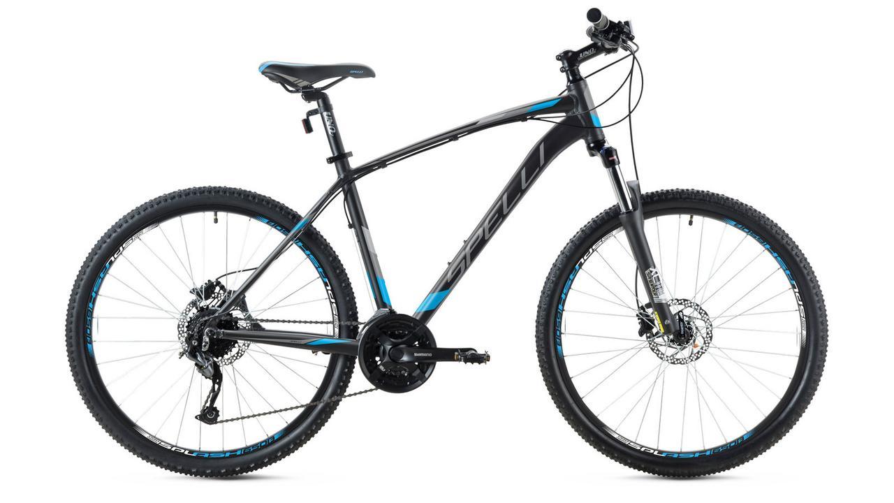 """Велосипед 27,5 Spelli SX-5700 disk 19"""""""