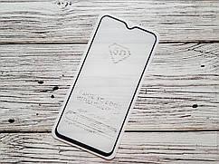 Защитное стекло Full Glue 5D для Samsung Galaxy A30 2019 A305F Черное