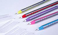 "Ручка масляная ""Silver"", 0.6 мм, синяя / Josef Otten"