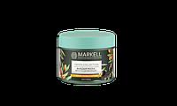 Бальзам-маска для сухих волос гипоаллергенная восстанавливающая  Markell GreenCollection 300мл белорусская