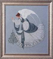 Схема Lavender & Lace Ice Angel Ледяной Ангел LL22