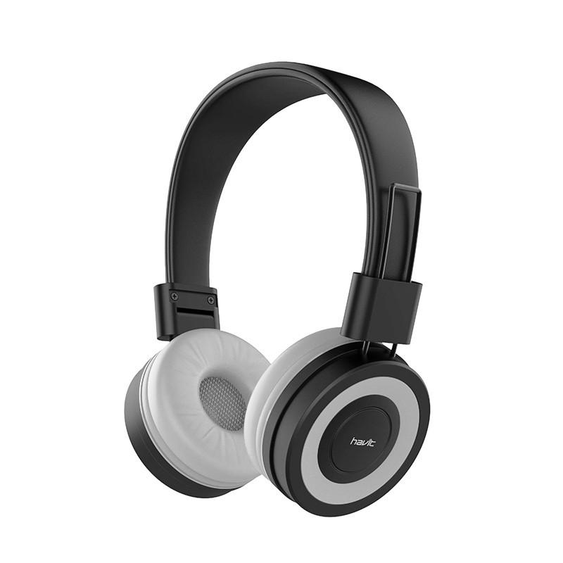 Наушники Havit HV-H2218D black/gray