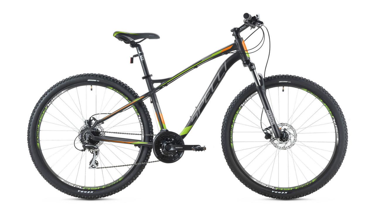 """Велосипед 27,5 Spelli SX-5200 disk 19"""""""