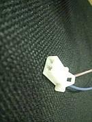 Разъем 2p с проводами