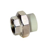 Муфта PPR разборная с ВР 50х11/2 32/8\4 GRE Aqua Pipe