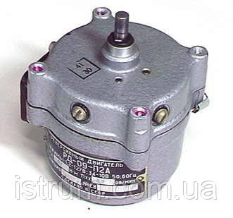 Двигатель реверсивный РД-0,9 2,5 об/мин