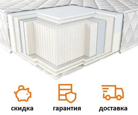 Матрас беспружинный Неофлекс Зима лето / Neoflex neolux, фото 2