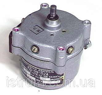 Двигатель реверсивный РД-0,9 4,4 об/мин