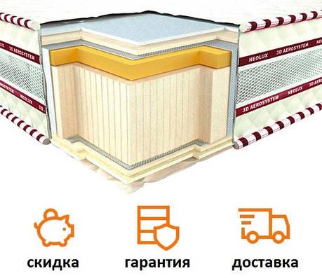 Матрас Мемори 3д / Neoflex Memory 3d , фото 2