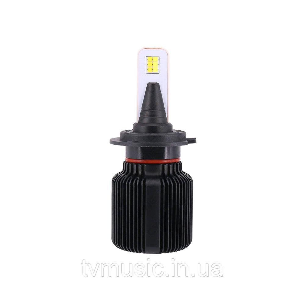 LED лампа CYCLONE H7 DUAL 4500Lm CSP Type 21