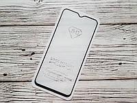 Защитное стекло Full Glue 5D для Samsung Galaxy A50 2019 A505F Черное
