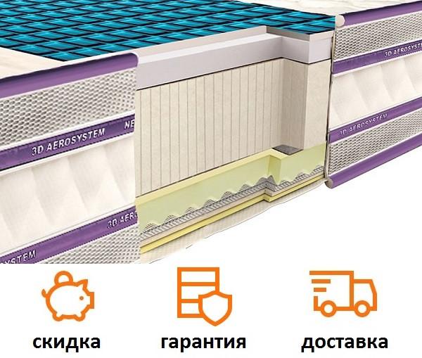 Матрас Комфо Гель / Neoflex Comfo gel 3d