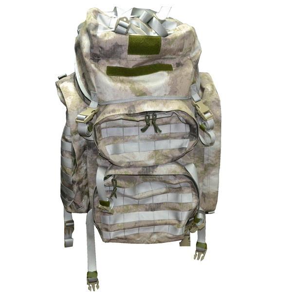Тактический рюкзак НАТО A-TACS AU 80л.