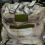 Тактический рюкзак НАТО A-TACS AU 80л., фото 3