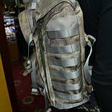 Тактический рюкзак НАТО A-TACS AU 80л., фото 4