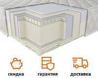 Матрас беспружинный с латексом Дуо / Neoflex Duo neolux