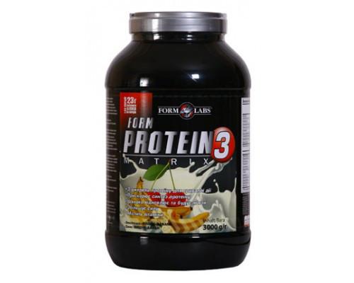 FL Protein Matrix 3 3000g - ваниль