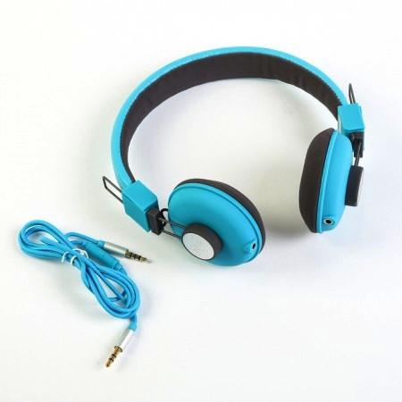 Наушники Havit HV-H328F light blue