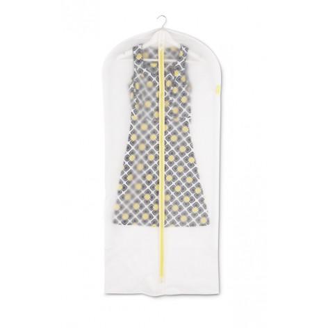Набор чехлов для одежды Brabantia L 60х135 см 2 шт White (108747)