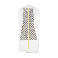 Набор чехлов для одежды Brabantia L 60х135 см 2 шт White (108747), фото 1