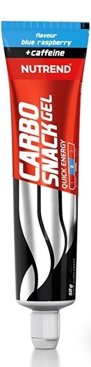 Nutrend Carbosnack Gel with Caffeine tube 50g