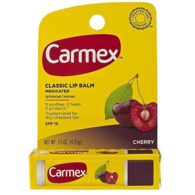 Бальзам для губ СARMEX Cherry (вишня)