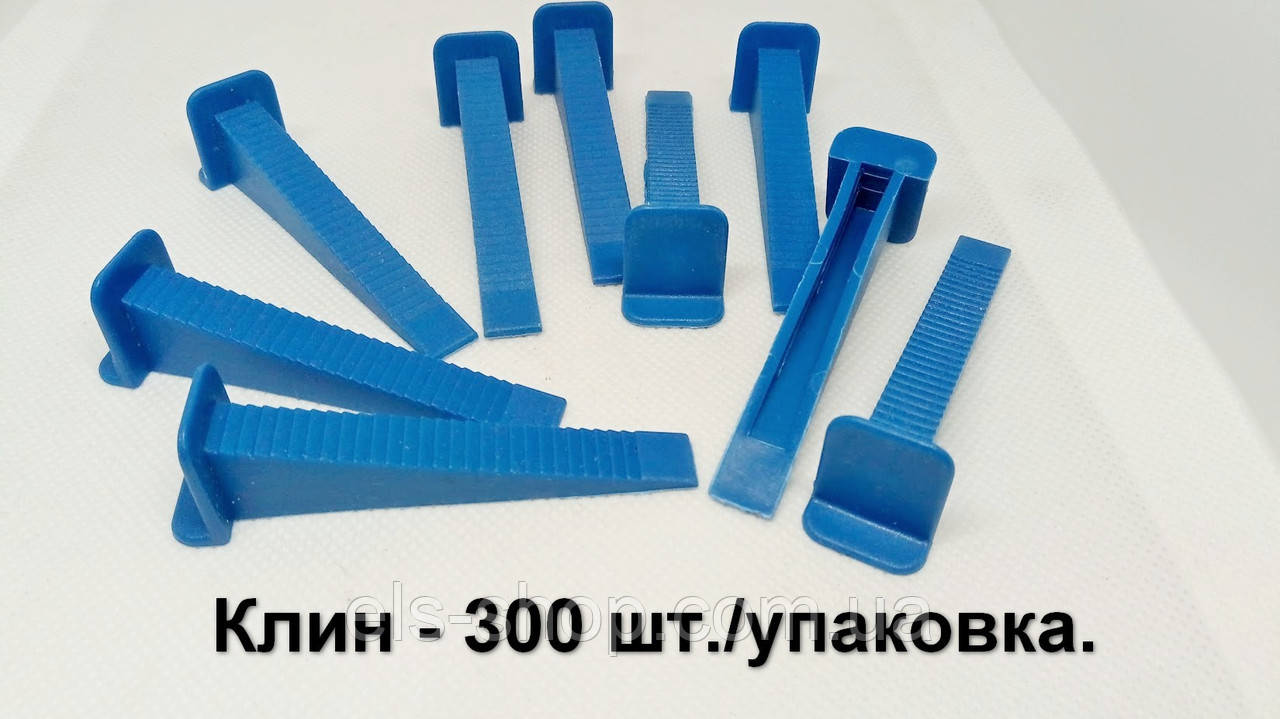 Клин 300 штук Mini СВП Advanta «клин для основы 1-2 мм»