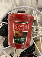 "Ароматическая свеча ""Яблочный макинтош"" Yankee Candle"