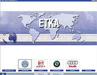 Установка программ руководства по ремонту и каталог запчастей - ETKA и ELSA