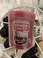 """Аромосвеча Yankee Candle """"Дом, родной дом"""""""