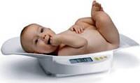 Электронные детские весы Gamma