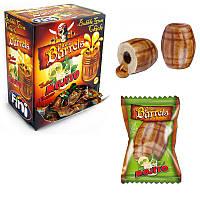 Жевательные конфеты (жвачки) без глютена Fini Pirate Barrels Пиратская Бочка с Мохито Испания 200штх5г