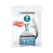 Набор мусорных пакетов Brabantia W 5л, 40шт. (116827)