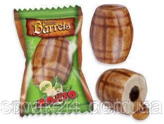Жевательные конфеты (жвачки) без глютена Fini Pirate Barrels Пиратская Бочка с Мохито Испания 5г
