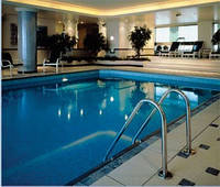 Вентиляция и осушение воздуха помещения бассейна
