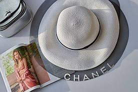 Шляпка женская Chanel, Турция. Отличное качество