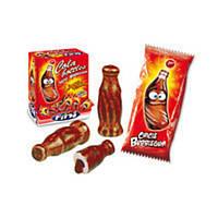 Жевательные конфеты (жвачки) без глютена Fini  Cola bottles Кола Испания 200штх5г, фото 1