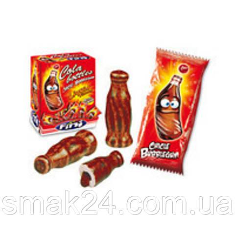 Жевательные конфеты (жвачки) без глютена Fini  Cola bottles Кола Испания 200штх5г